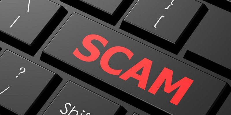 Cyber Security Belfast. Scam Warning for Business Support in Belfast Northern Ireland
